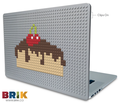 Chocolate Cake Laptop Case