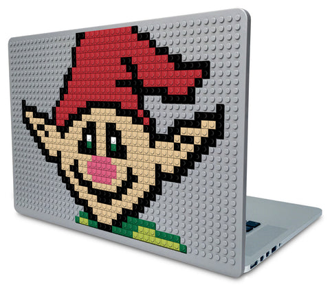 Christmas Elf Laptop Case