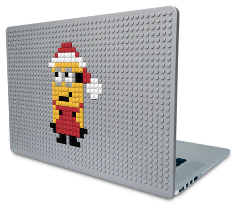 Christmas Minion Laptop Case