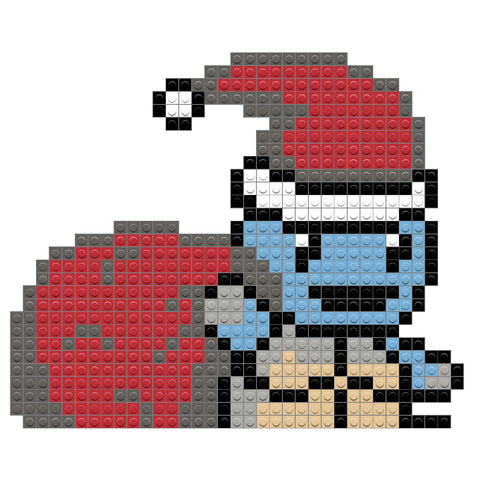Chritmas Squirtle