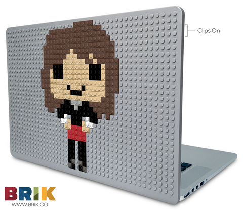 Clara Oswald Laptop Case