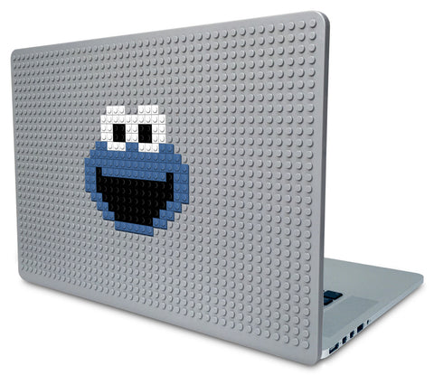 Cookie Monster Laptop Case