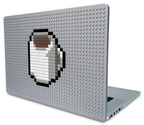 Cup of Coffee Laptop Case