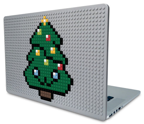 Cute Christmas Tree Laptop Case