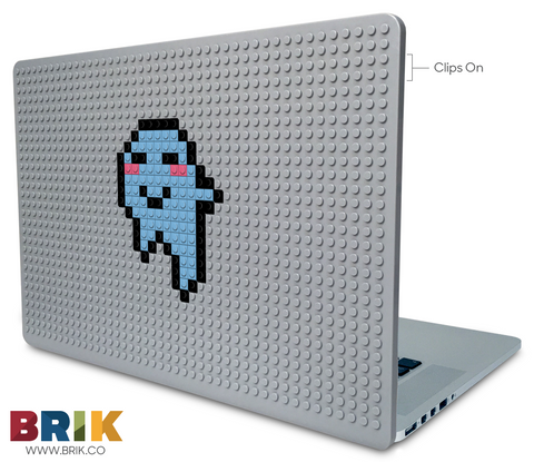 Cute Ghost Laptop Case