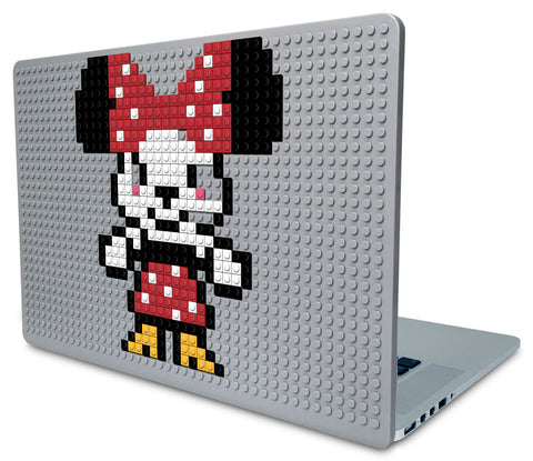 Cute Minnie Mouse Laptop Case