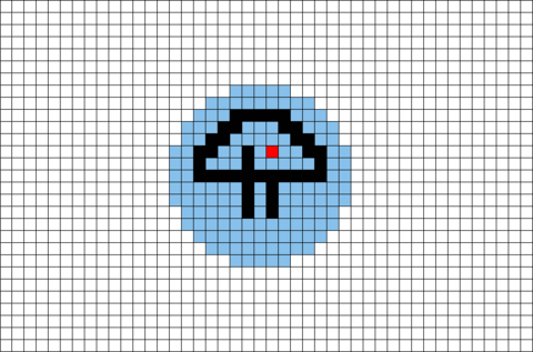 TWIT Logo This Week In Tech Pixel Art