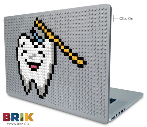 Dental Health Laptop Case