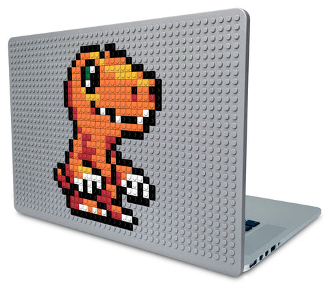 Digimon Agumon Laptop Case
