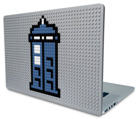 Doctor Who Tardis Laptop Case