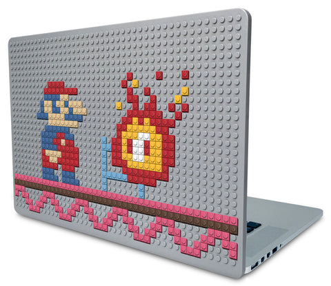 Donkey Kong Mario Laptop Case