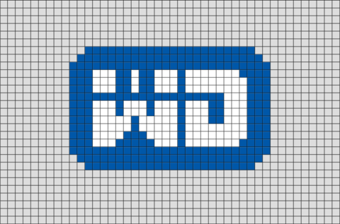 Western Digital Pixel Art
