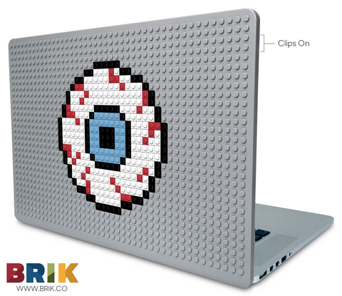 Eyeball Laptop Case
