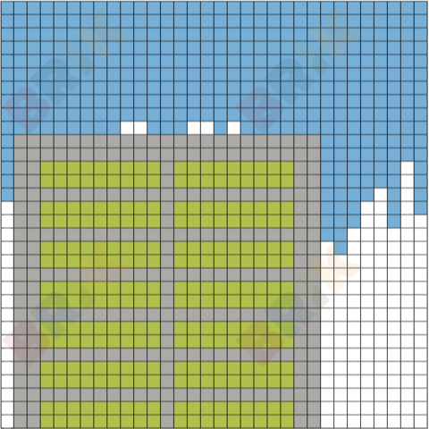 City 4 Pixel Art