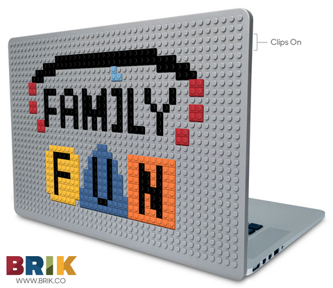 Family Fun Day Laptop Case
