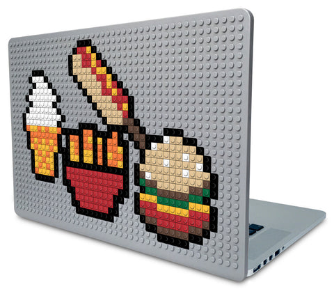 Fast Food Laptop Case