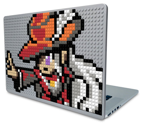Final Fantasy Red Mage Laptop Case