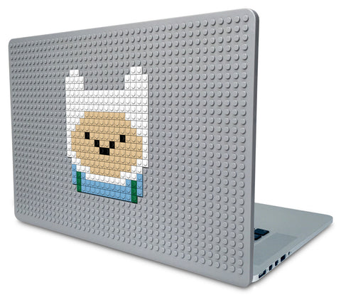 Finn the Human Laptop Case
