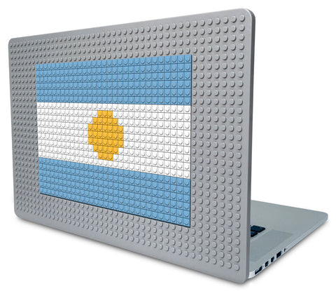 Flag of Argentina Flag Laptop Case