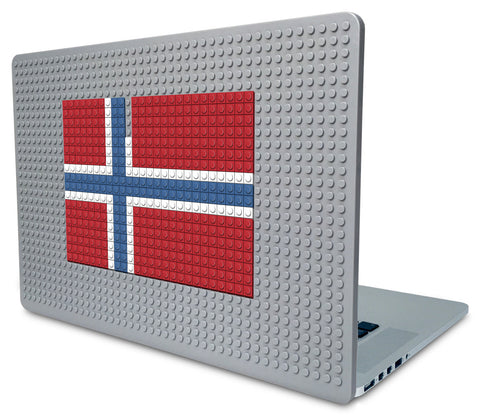 Flag of Bouvet Laptop Case