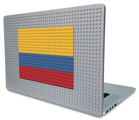 Flag of Colombia Laptop Case
