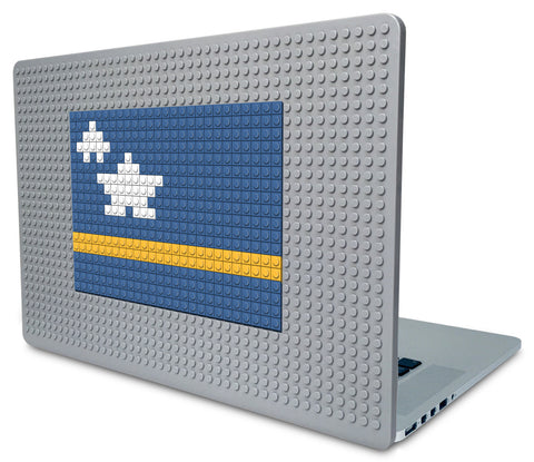 Flag of Curacao Laptop Case