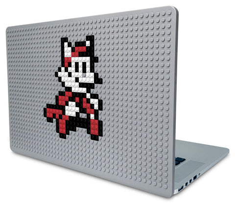 Flying Mario Laptop Case
