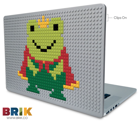Frog Prince Laptop Case