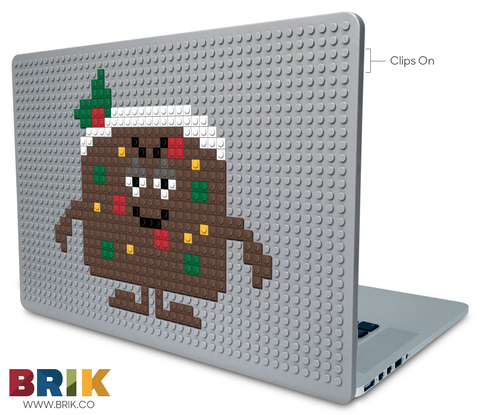 Fruitcake Toss Day Laptop Case