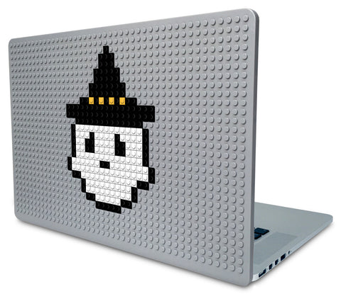 Ghost Witch Laptop Case