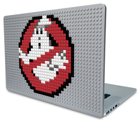 Ghostbusters Ghost Laptop Case