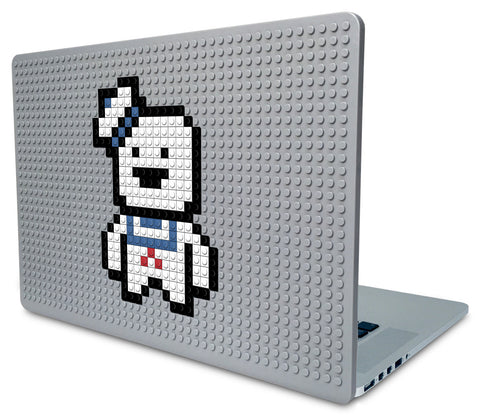 Ghostbusters Marshmallow Man Laptop Case