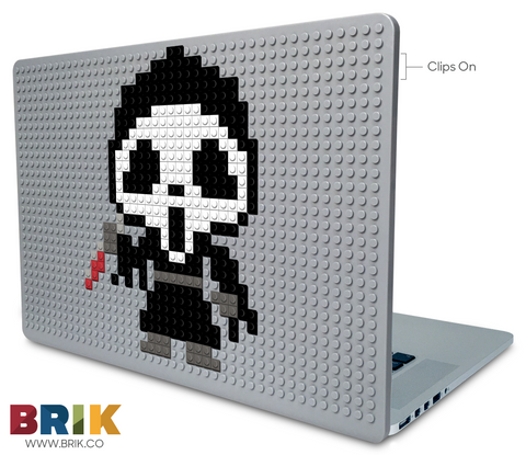 Ghostface Laptop Case