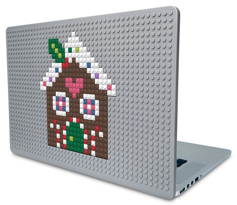 Gingerbread House Laptop Case