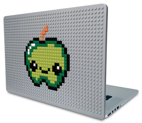 Green Apple Laptop Case