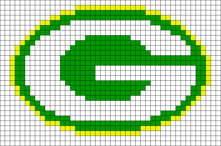 pixel green bay packers  u2013 brik