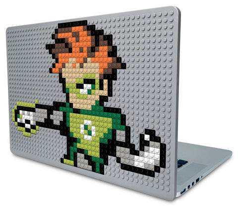Green Lantern Laptop Case