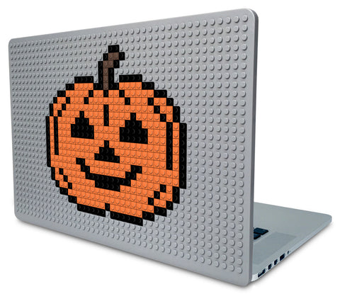 Halloween Pumpkin Laptop Case