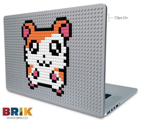 Hamtaro Laptop Case