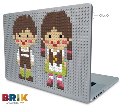 Hansel and Gretel Laptop Case