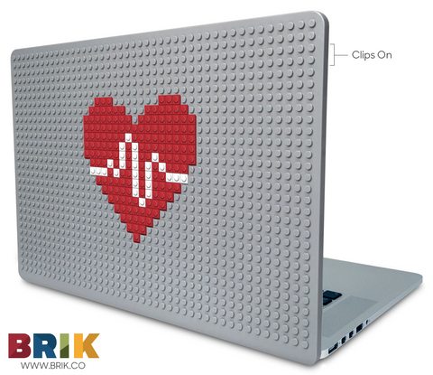 Heart Laptop Case