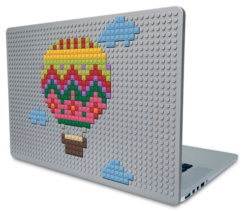 Hot Air Balloon Laptop Case