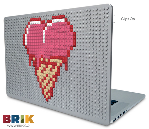 Ice Cream Laptop Case