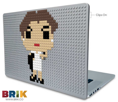 Irene Adler Laptop Case