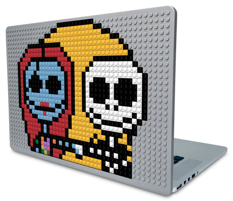 Jack and Sally Laptop Case