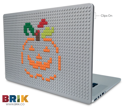 Jack-o'-lantern Laptop Case