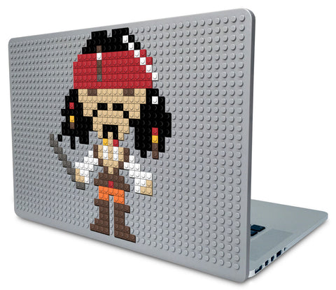 Jack Sparrow Laptop Case