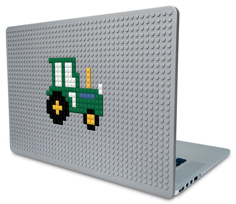 John Deere Ornament Laptop Case