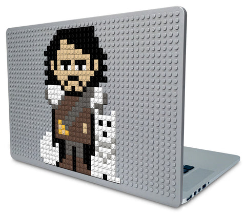 Jon Snow Laptop Case