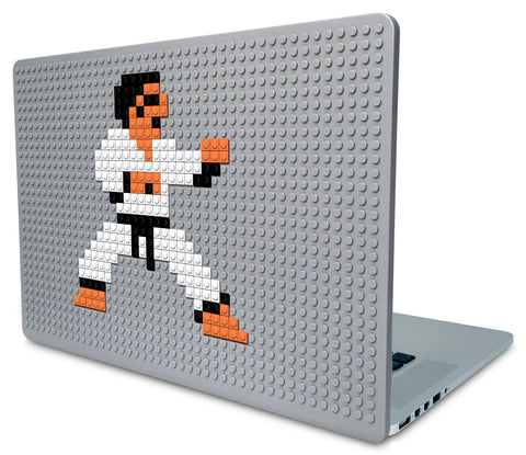 Karate Guy Laptop Case